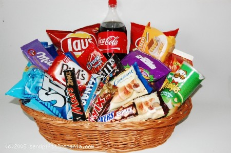 Send gifts to romania 60 100 sendgifts2romania gigantic gift basket2 74 negle Choice Image