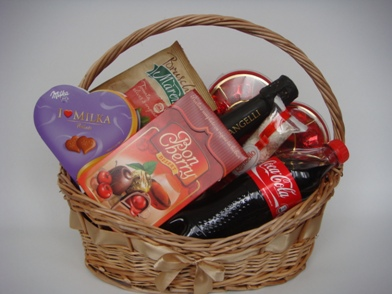 Send gifts to romania drinks gift baskets www amalia gift basket 69 negle Choice Image