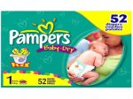 Pampers Small Pack 4-9kg